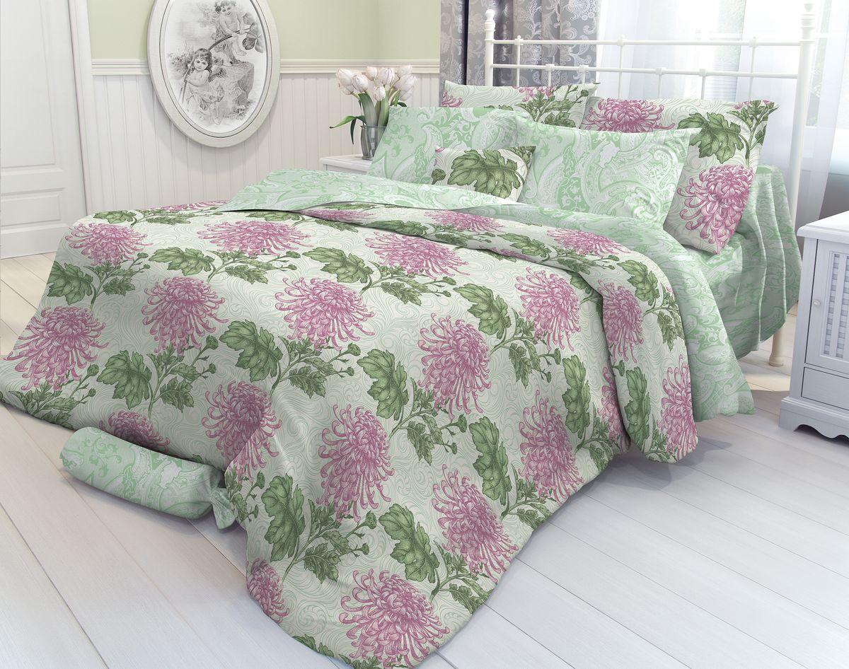 """Комплект белья Verossa """"Weed"""", 2-спальный, наволочки 50х70. 707456"""