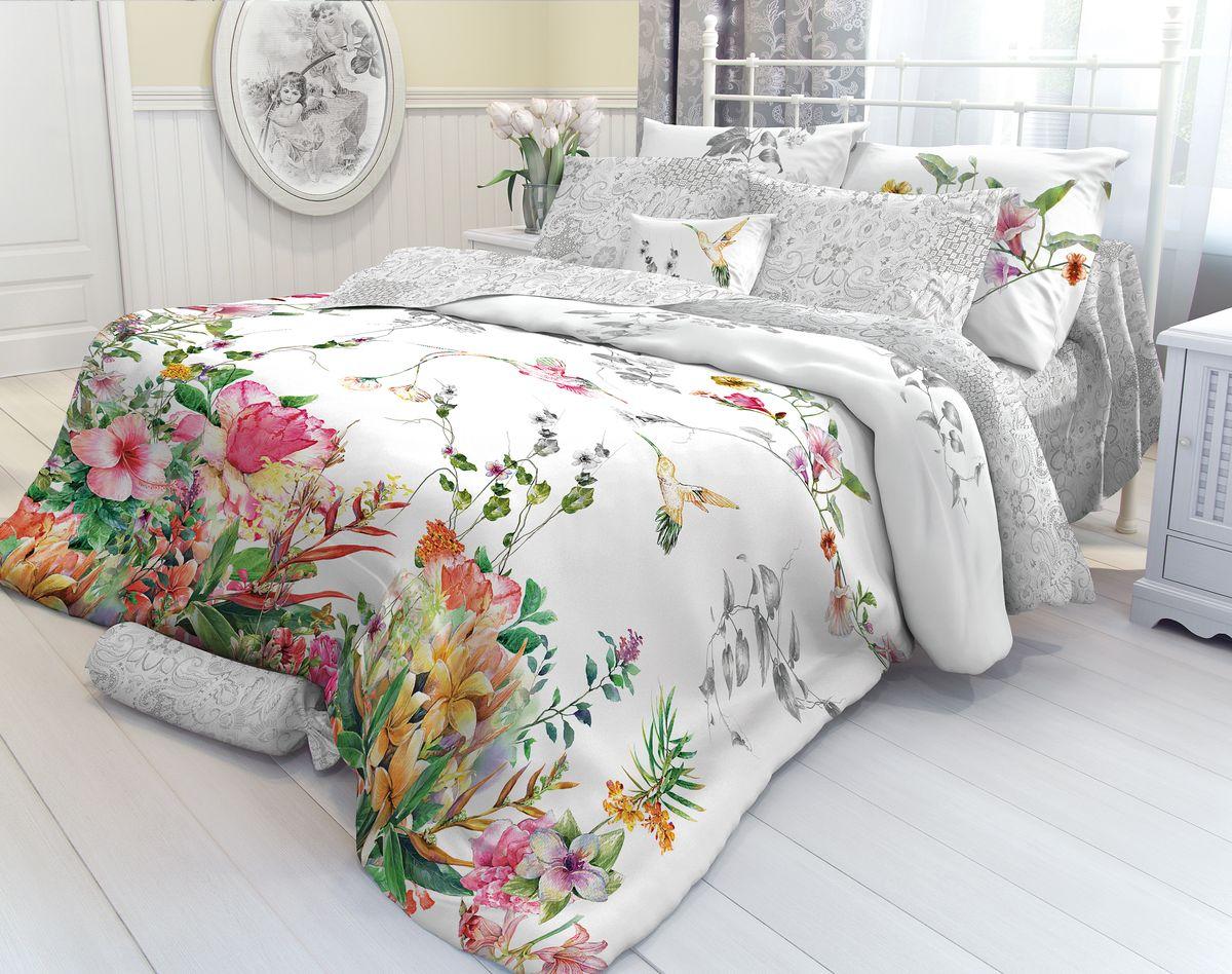 Комплект белья Verossa Redberries, 2-спальный, наволочки 50х70. 707535707535