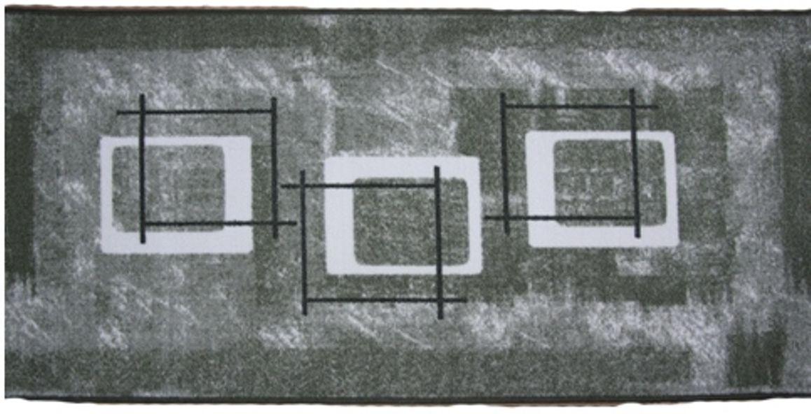 Влагонепроницаемый коврик на резиновой основе подойдет для любого интерьера в гостиной, ванной или прихожей. Легко моется и чистится.