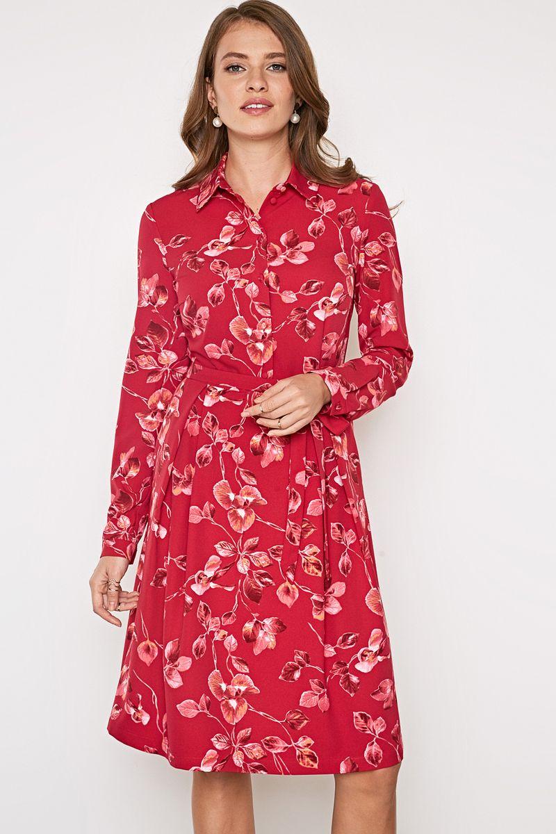 Платье женское Concept Club Alaby, цвет: мультиколор. 10200200407_8000. Размер XS (42)10200200407_8000