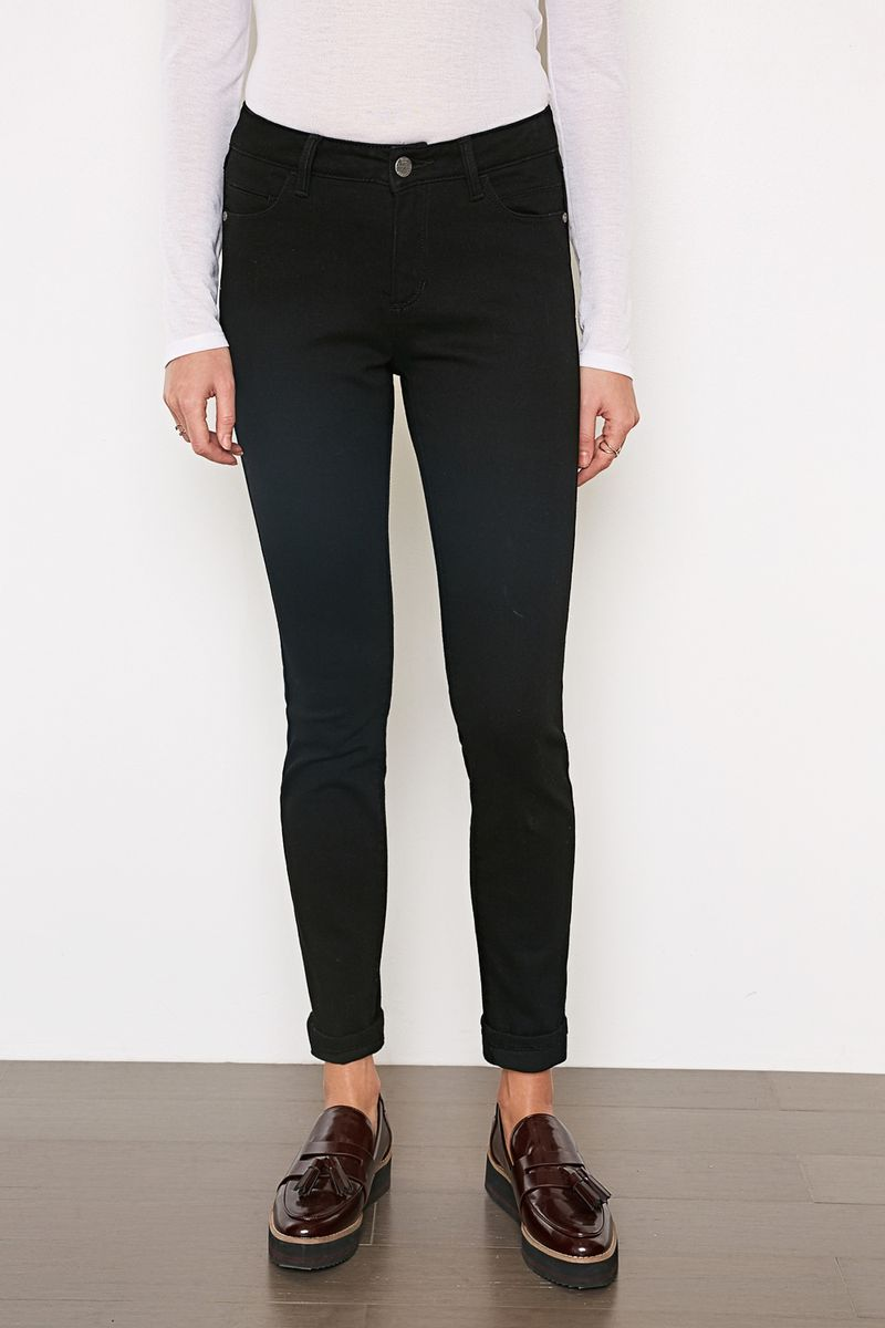 Брюки женские Concept Club Vaela, цвет: черный. 10200160265_100. Размер L (48) брюки женские concept club elb цвет розово коричневый 10200160282 1000 размер l 48