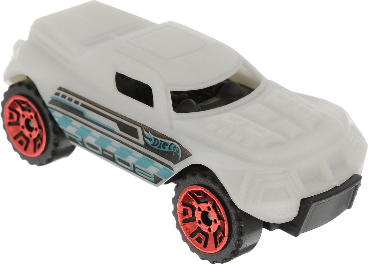 Big Motors Супер машинка цвет белый голубой