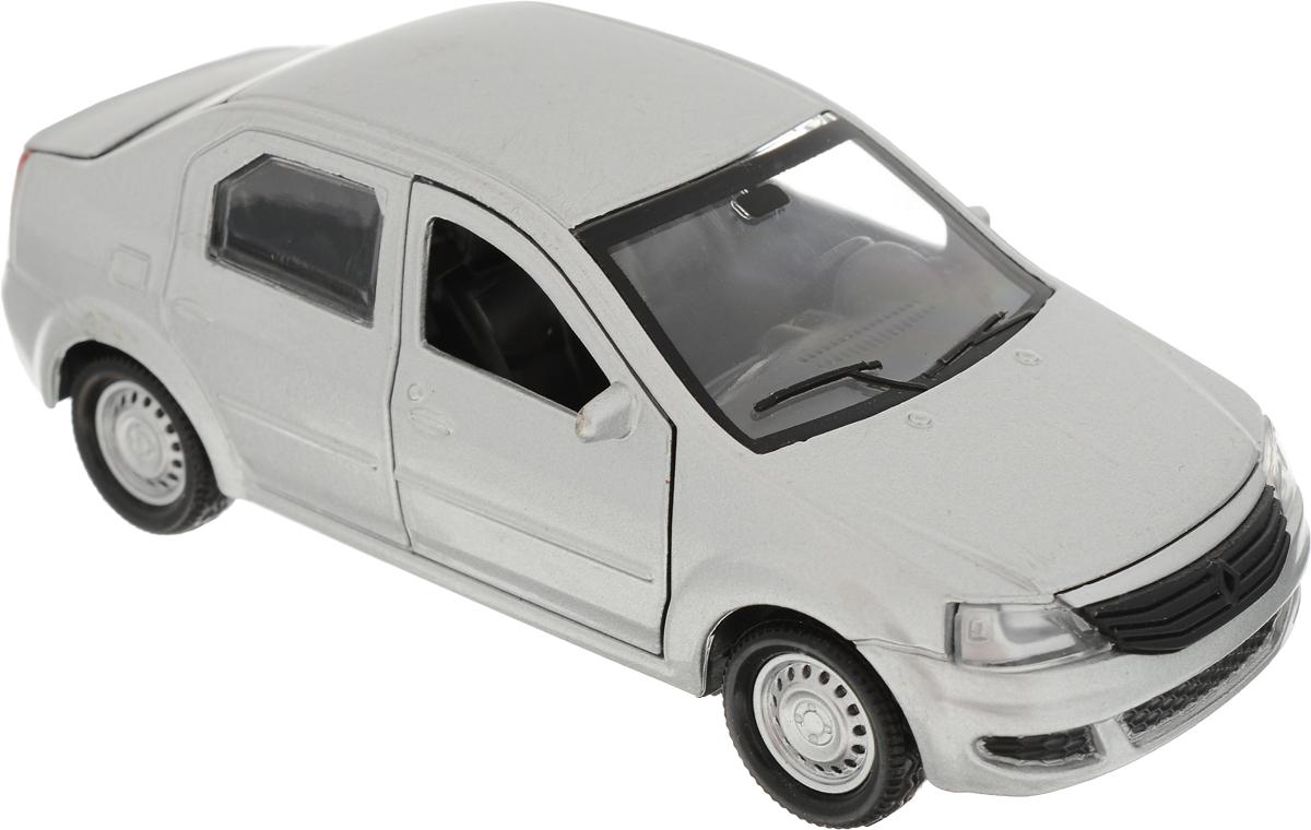 ТехноПарк Модель автомобиля Renault Logan цвет серый