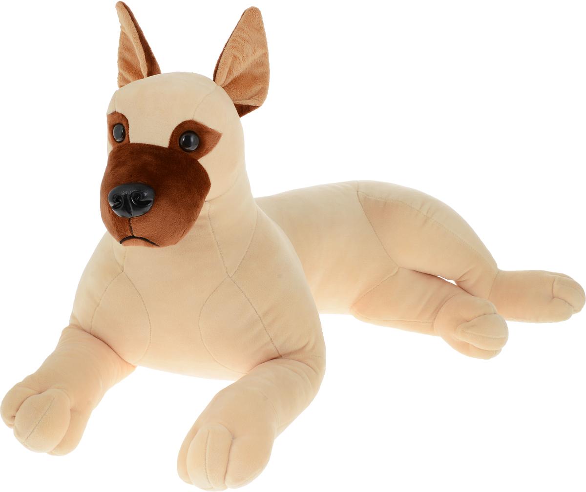 СмолТойс Мягкая игрушка Дог 65 см 1450/БЖ смолтойс мягкая игрушка зайка даша цвет салатовый 41 см