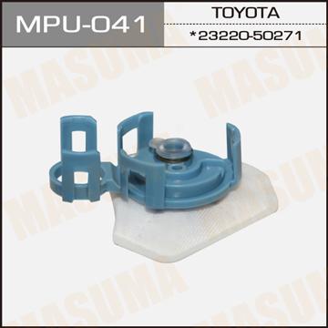 Фильтр бензонасоса MASUMA MPU-041MPU-041