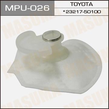Фильтр бензонасоса MASUMA MPU-026MPU-026