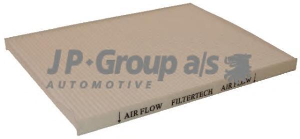 Фильтр салонный J+P Group 12281005001228100500