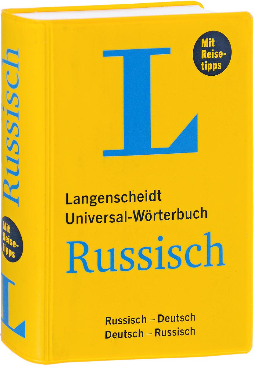 Langenscheidt Universal Worterbuch: Russisch turkisch deutsches worterbuch