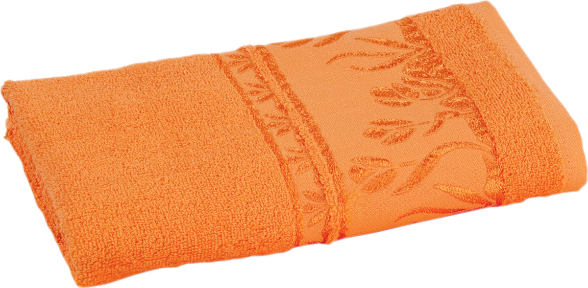 Полотенце махровое Португалия Tulip, цвет: оранжевый, 70 x 140 см439270Махровые полотенца Португалия производятся из 100% хлопка - экологически чистого природного материала. Мягкое, легкое на ощупь, оно не намокает, а впитывает влагу, очень быстро сохнет.