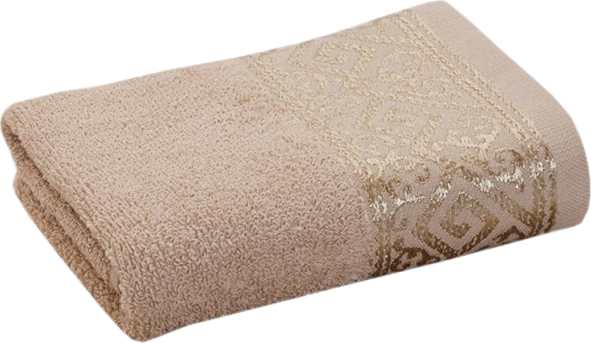 Полотенце махровое Португалия Majol, цвет: песочный, 70 x 140 см439252Махровые полотенца Португалия производятся из 100% хлопка - экологически чистого природного материала. Мягкое, легкое на ощупь, оно не намокает, а впитывает влагу, очень быстро сохнет.