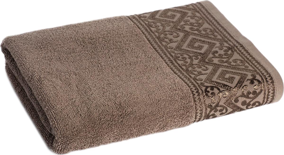 Полотенце махровое Португалия Majol, цвет: мокко, 33 x 70 см439244Махровые полотенца Португалия производятся из 100% хлопка - экологически чистого природного материала. Мягкое, легкое на ощупь, оно не намокает, а впитывает влагу, очень быстро сохнет.