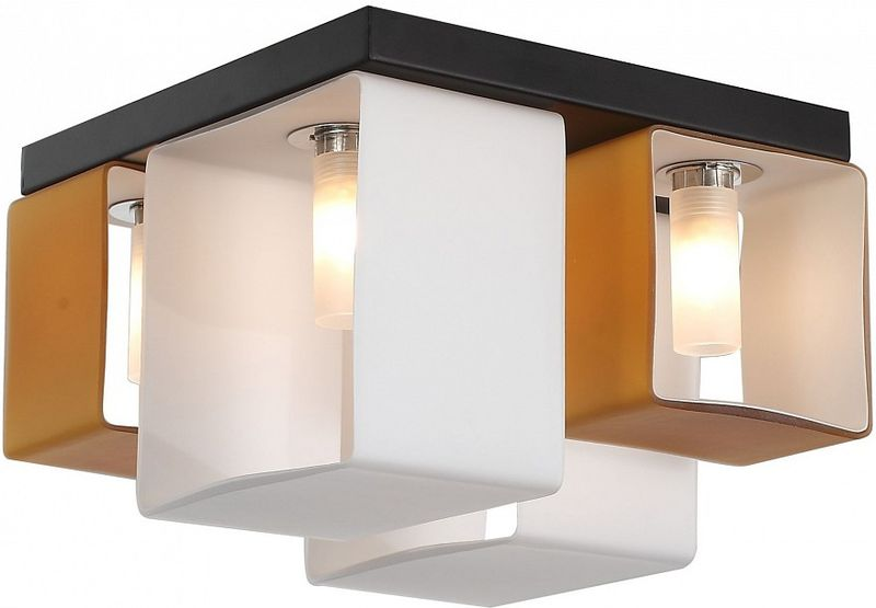 Люстра потолочная ST-Luce Concreto, 4 х G9, 40W. SL536.092.04SL536.092.04Люстра потолочная ST-Luce Concreto, 4 х G9, 40W. SL536.092.04