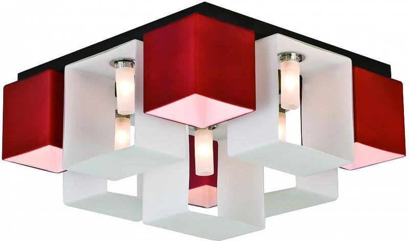 Люстра потолочная ST-Luce Concreto, 9 х G9, 40W. SL536.562.09SL536.562.09Люстра потолочная ST-Luce Concreto, 9 х G9, 40W. SL536.562.09