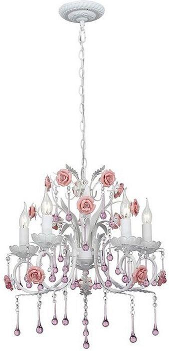 Люстра подвесная ST-Luce Rose, 5 х E14, 60W. SL699.503.05SL699.503.05Люстра подвесная ST-Luce Rose, 5 х E14, 60W. SL699.503.05