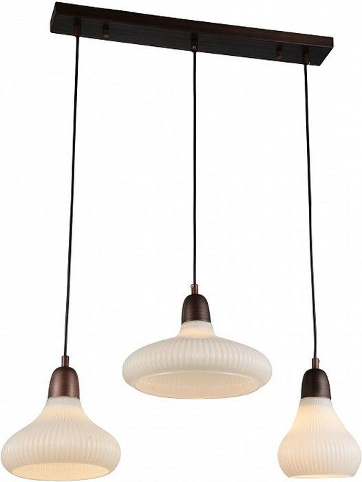 Светильник подвесной ST-Luce, 3 х E27, 60W. SL712.803.03SL712.803.03Светильник подвесной ST-Luce, 3 х E27, 60W. SL712.803.03