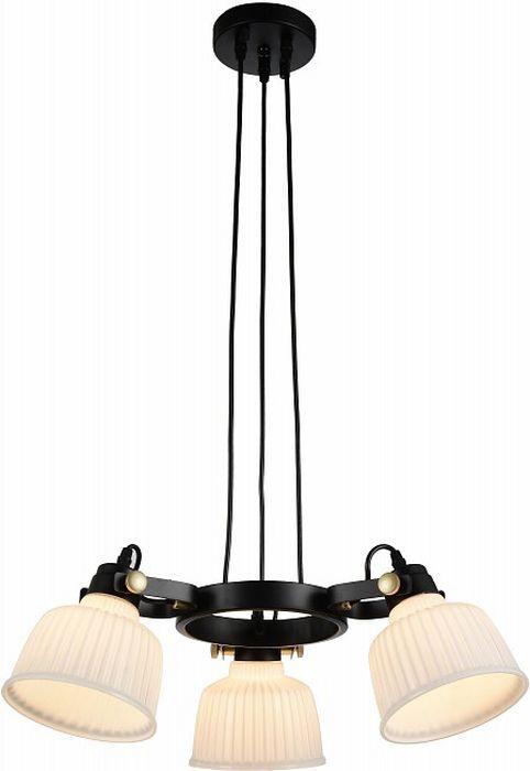 Светильник подвесной ST-Luce, 3 х E14, 40W. SL714.403.03SL714.403.03Светильник подвесной ST-Luce, 3 х E14, 40W. SL714.403.03