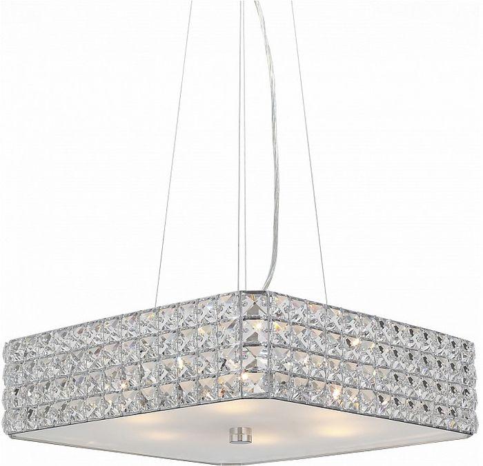 Светильник подвесной ST-Luce Grande, 6 х E14, 40W. SL751.103.06SL751.103.06Светильник подвесной ST-Luce Grande, 6 х E14, 40W. SL751.103.06