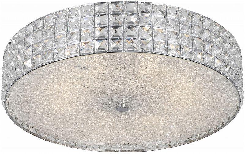 Светильник накладной ST-Luce Piatto, 8 х E14, 40W. SL752.102.08SL752.102.08Светильник накладной ST-Luce Piatto, 8 х E14, 40W. SL752.102.08