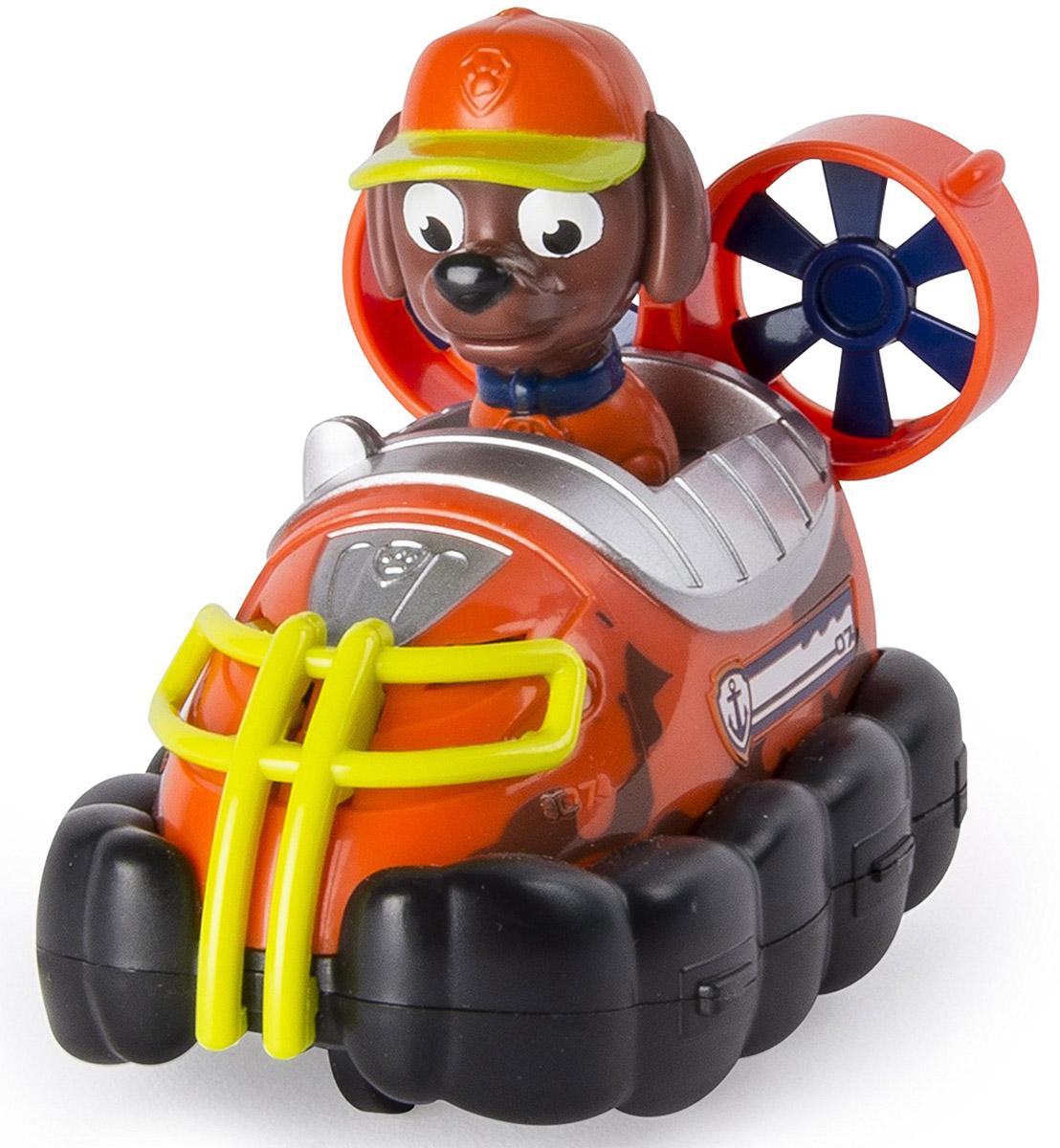 Paw Patrol Машинка спасателя Zuma игрушка paw patrol маленькая машинка спасателя