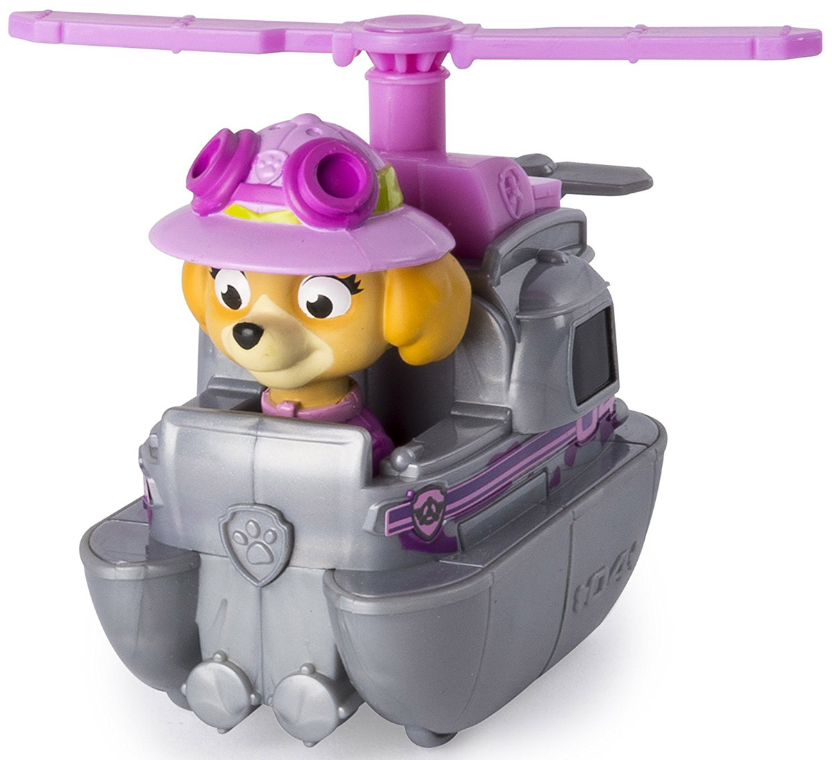 Paw Patrol Вертолет спасателя Skye игрушка paw patrol фигурка спасателя с питомцем