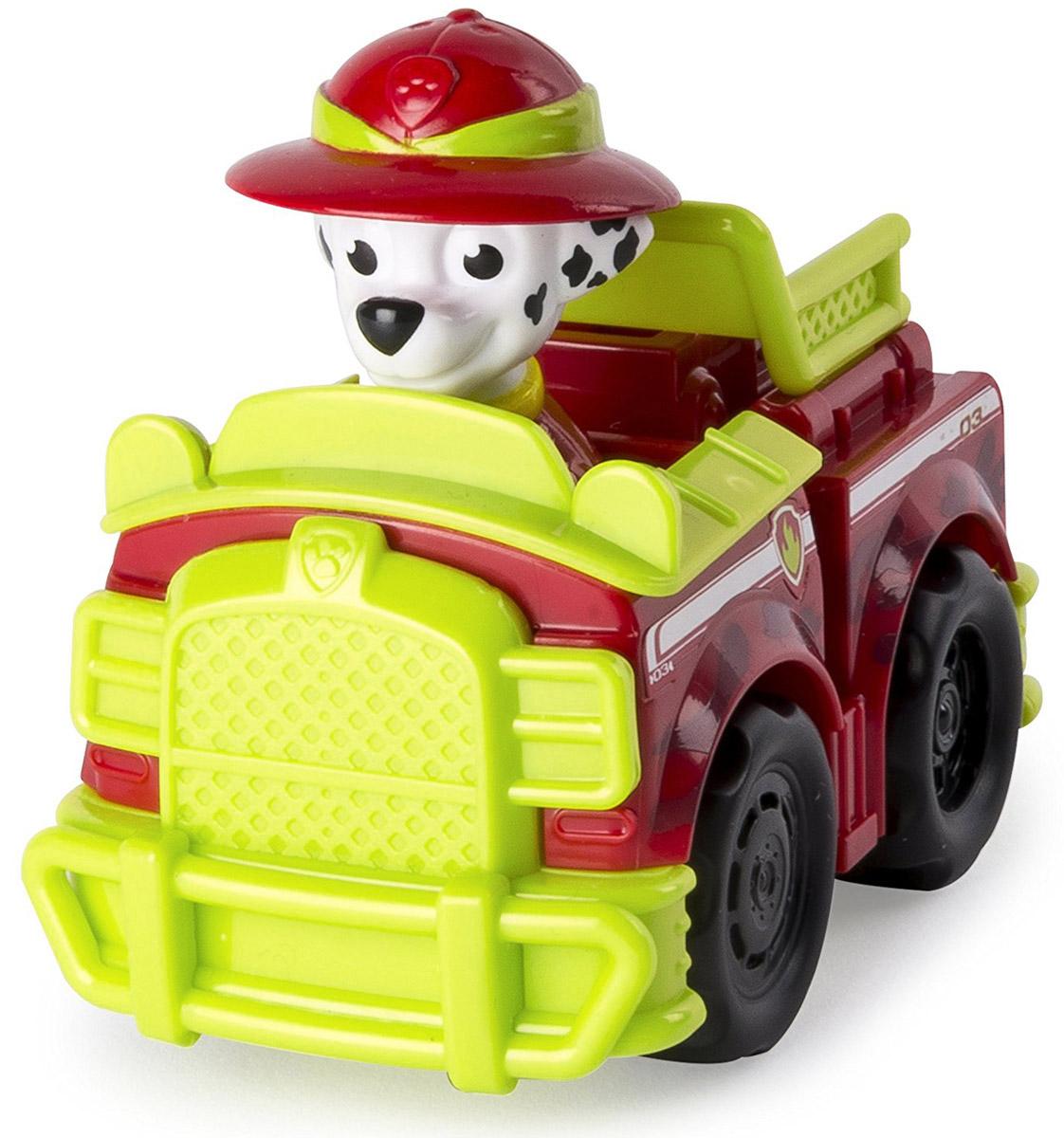 Paw Patrol Машинка спасателя Marshall