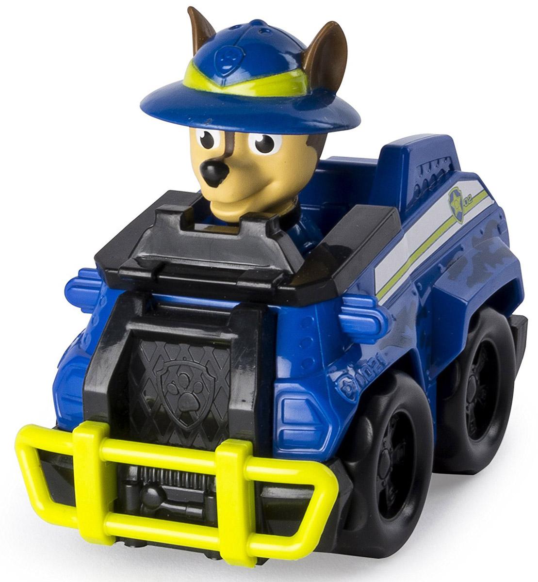 Paw Patrol Машина спасателя Chase тренировочный центр paw patrol