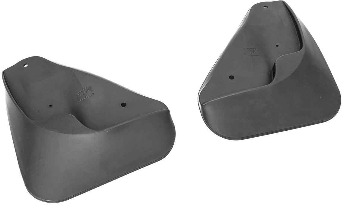 Комплект передних брызговиков Rival, для Volkswagen Tiguan 2011-, 2 шт25805001Брызговики Rival защищают покрытие автомобиля от грязи, мусора и посторонних предметов, летящих из-под колес вашего автомобиля во время движения.- Брызговики изготовлены из высококачественного, нетоксичного и экологичного материала, что делает их стойкими к перепадам температур, а также придает эластичность.- Отлично вписываются во внешний облик автомобиля, выглядят как естественное продолжение колесной арки.- Надежно фиксируются в штатные технологические отверстия.В комплекте крепления и инструкция по установке.Уважаемые клиенты! Обращаем ваше внимание, что брызговики имеют форму, соответствующую модели данного автомобиля. Фото служит для визуального восприятия товара.
