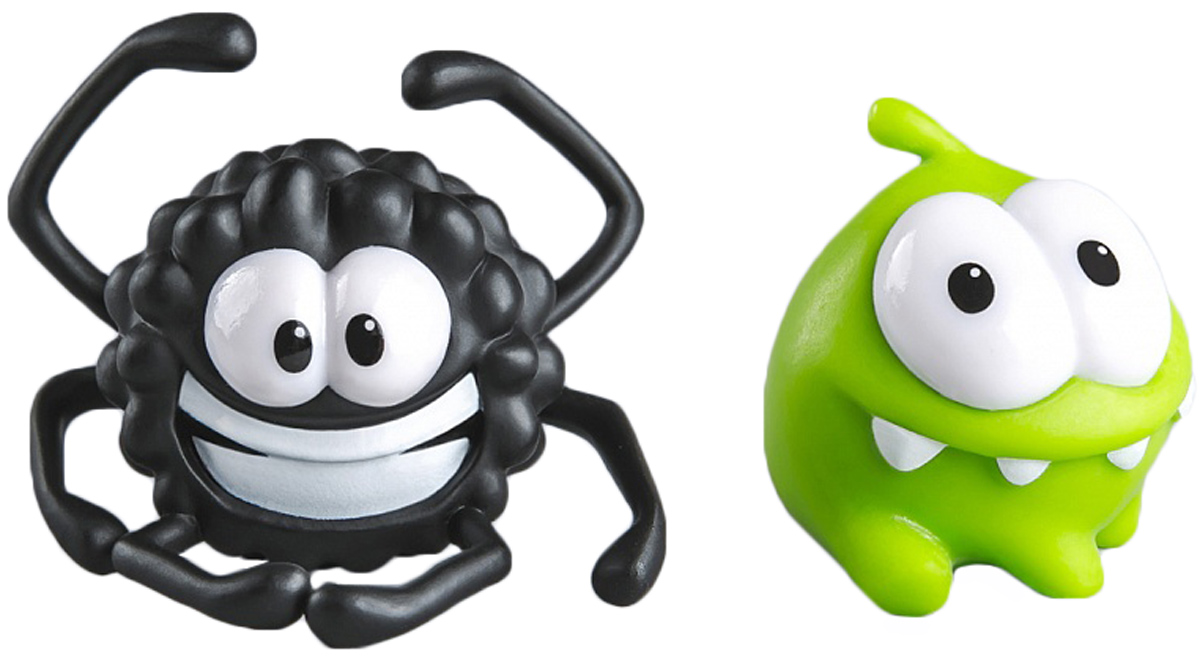 Zakazat.ru PROSTO toys Cut the Rope Набор фигурок 9 Ам Ням, 2 шт