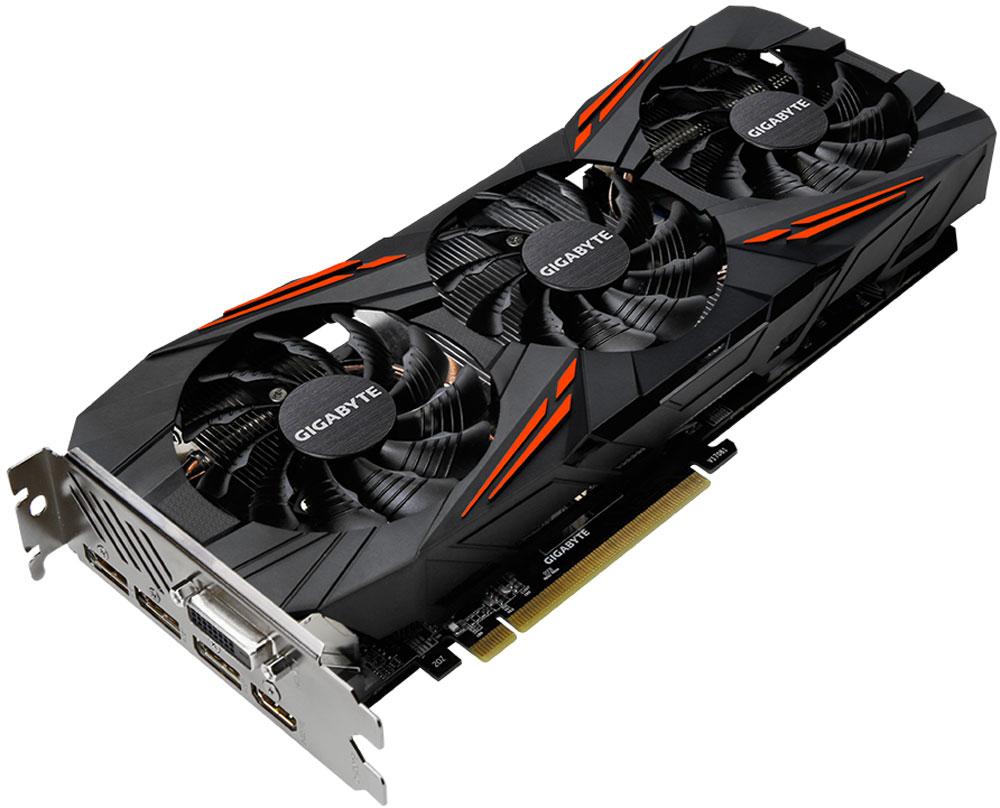Gigabyte GeForce GTX 1070 Ti Gaming 8GB видеокарта