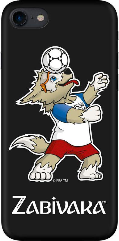 Deppa FIFA Забивака_1 чехол для Apple iPhone 7/8, Black deppa fifa забивака 2 чехол для apple iphone 6 6s black