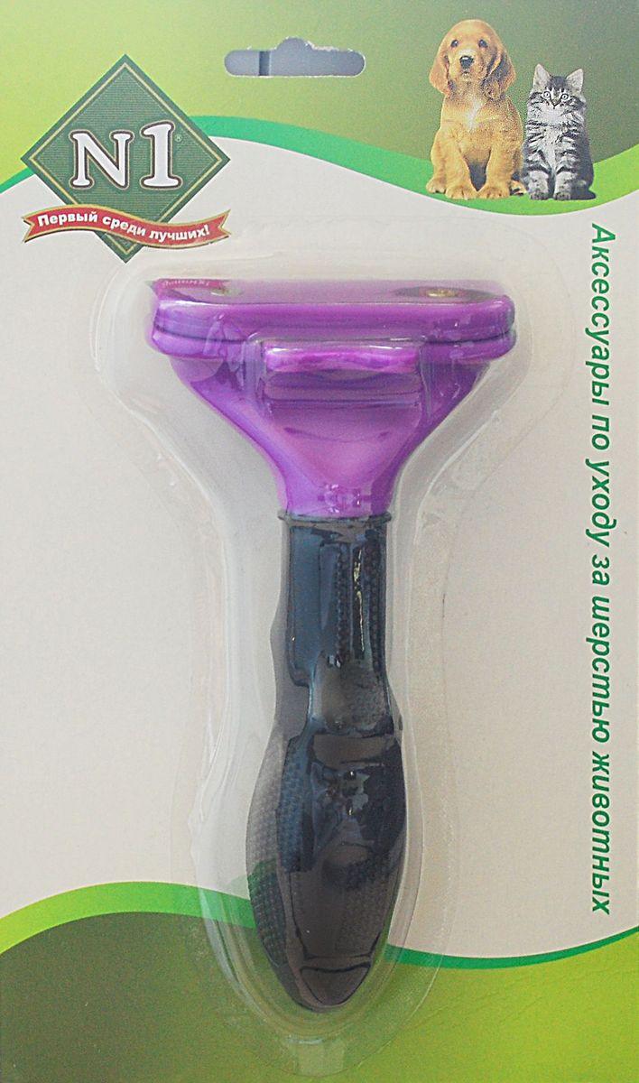 Расческа-триммер для животных  №1 , ширина лезвия 6,6 см - Товары для ухода (груминг)