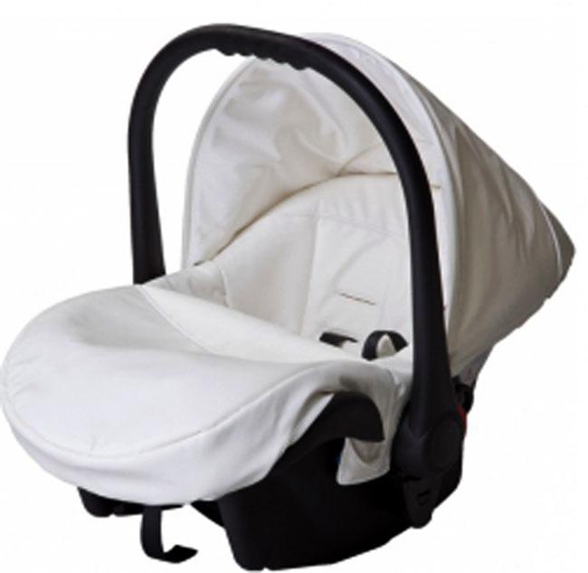 Lonex Автокресло цвет белый от 0 до 13 кг F-WH-ECCOF-WH-ECCOОчень лёгкоеавтокресло Lonexподойдет для любого автомобиля.Для малышей до 1 года (от 0 до 13 кг (группа 0+). Анатомическая подушечка создает комфорт малышу. Отстегивающийся козырек защитит ребенка от солнца, а теплая накидка на ножки обеспечит комфорт в прохладную погоду. Возможно установка горизонтального положения спинки. В кресле для малышей существует три надежных ремня безопасности со специальными накладками, которые не будут натирать нежную кожу ребенка. Данное автокресло возможно установить на все шасси колясок Lonex 2 в 1.