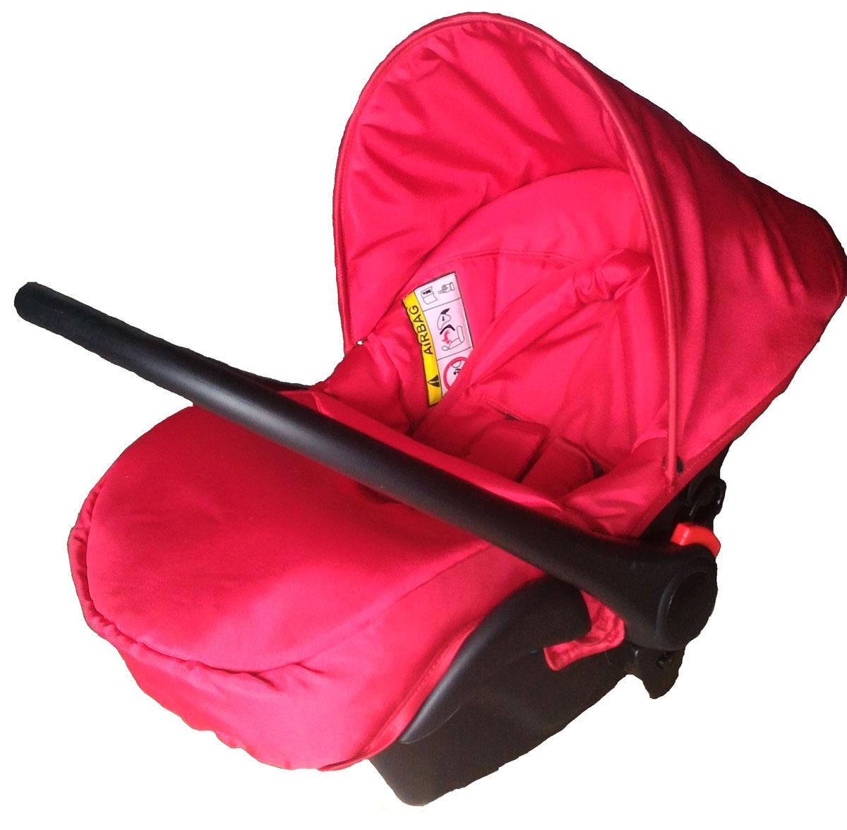 Lonex Автокресло цвет красный от 0 до 13 кг F-15F-15Очень лёгкоеавтокресло Lonexподойдет для любого автомобиля.Для малышей до 1 года (от 0 до 13 кг (группа 0+). Анатомическая подушечка создает комфорт малышу. Отстегивающийся козырек защитит ребенка от солнца, а теплая накидка на ножки обеспечит комфорт в прохладную погоду. Возможно установка горизонтального положения спинки. В кресле для малышей существует три надежных ремня безопасности со специальными накладками, которые не будут натирать нежную кожу ребенка. Данное автокресло возможно установить на все шасси колясок Lonex 2 в 1.