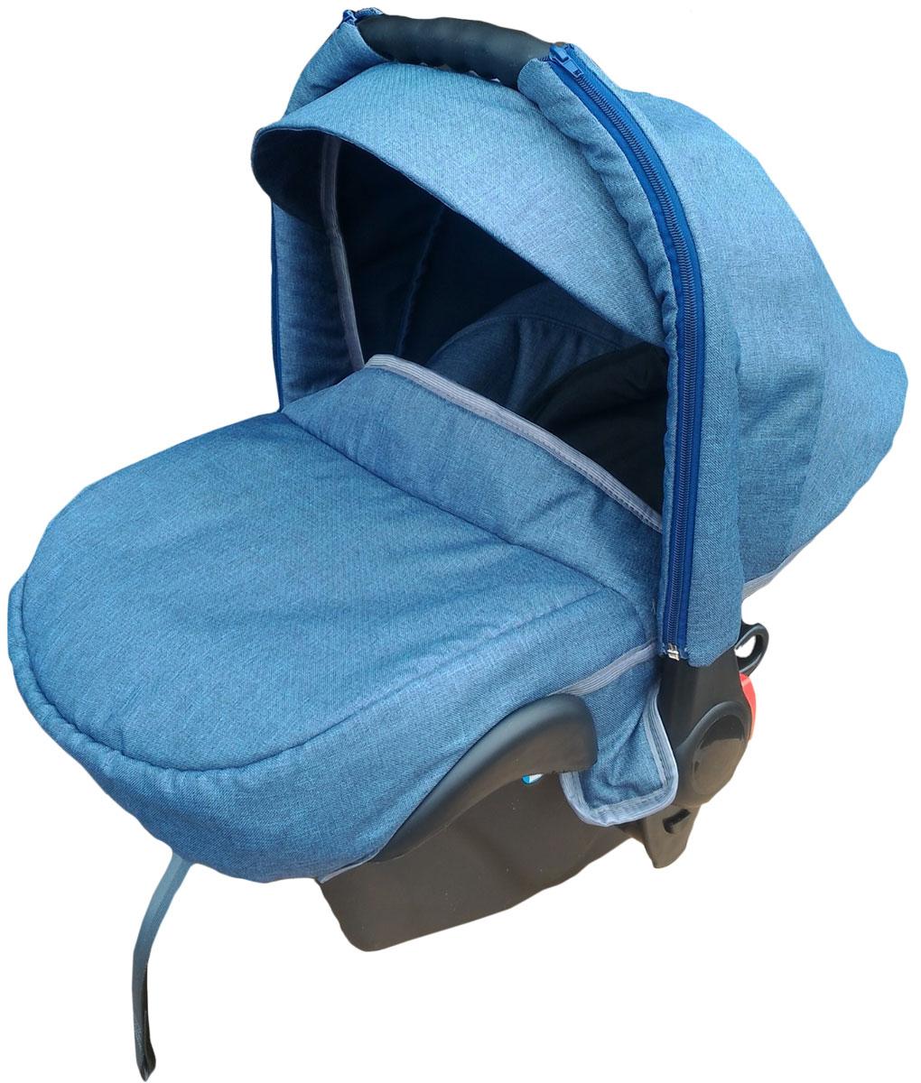 Lonex Автокресло цвет синий от 0 до 13 кг FL-13FL-13Очень лёгкоеавтокресло Lonexподойдет для любого автомобиля.Для малышей до 1 года (от 0 до 13 кг (группа 0+). Анатомическая подушечка создает комфорт малышу. Отстегивающийся козырек защитит ребенка от солнца, а теплая накидка на ножки обеспечит комфорт в прохладную погоду. Возможно установка горизонтального положения спинки. В кресле для малышей существует три надежных ремня безопасности со специальными накладками, которые не будут натирать нежную кожу ребенка. Данное автокресло возможно установить на все шасси колясок Lonex 2 в 1.