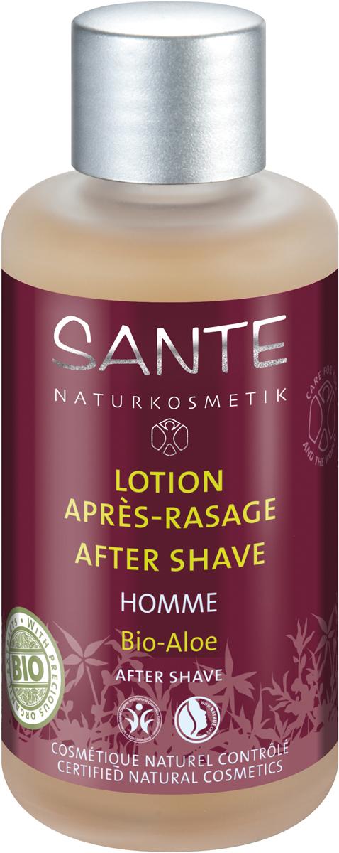Sante Homme лосьон после бритья, 100 мл