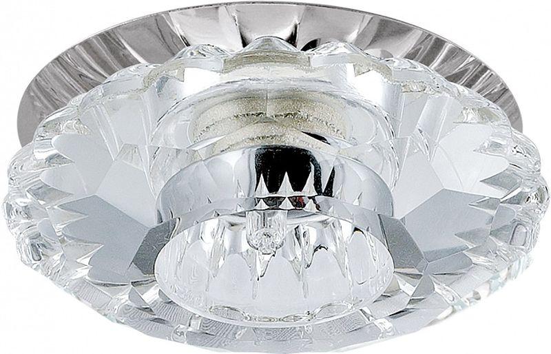 Светильник встраиваемый Lightstar Bomo Cr, G4, 35W. LS_004514LS_004514Светильник встраиваемый Lightstar Bomo Cr, G4, 35W. LS_004514