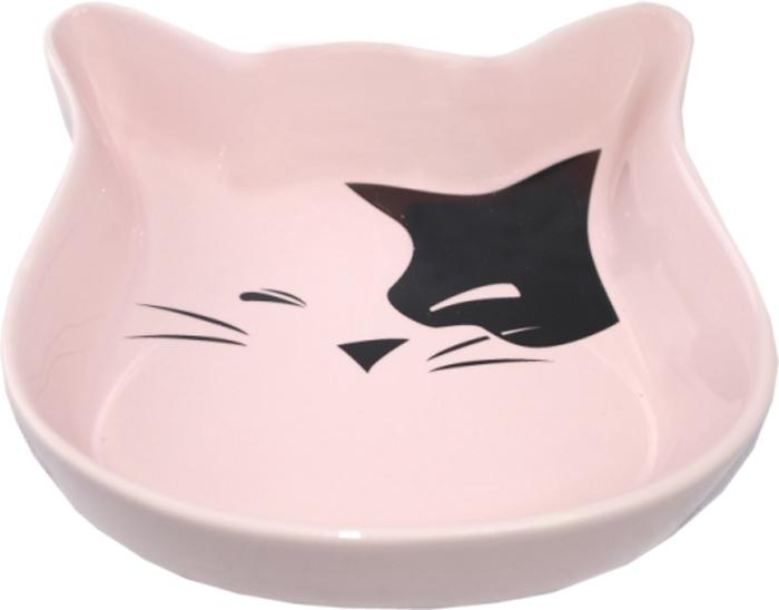 Миска для животных №1, 12,5 х 12,5 х 3 смМКР643Керамическая миска для кошек. Проста в использовании, гигиенична и долговечна. Антибактериальные свойства. Не впитывает жир и запах. Нетоксична. Рассчитана на длительное активное использование.
