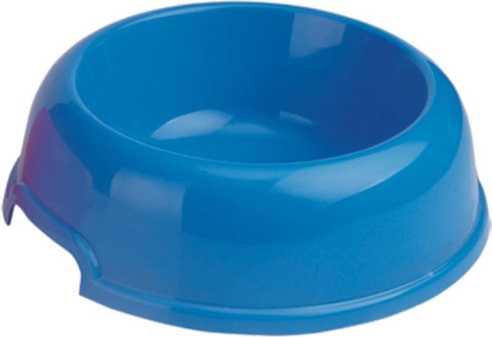 Миска для животных №1, 450 млДм900Миска изготовлена из пластика, нетоксичного прочного материала, который легко моется, не бьется и не подвержен коррозии.
