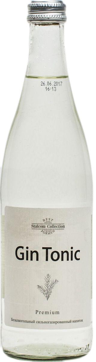 Formen Gin Tonic Напиток безалкогольный сильногазированный, 500 мл demeter fragrance library джин тоник gin