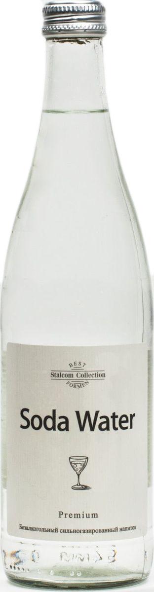 Formen Soda Water Напиток безалкогольный сильногазированный, 500 мл