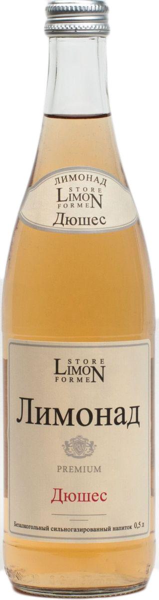 Limon Дюшес Напиток безалкогольный сильногазированный, 500 мл