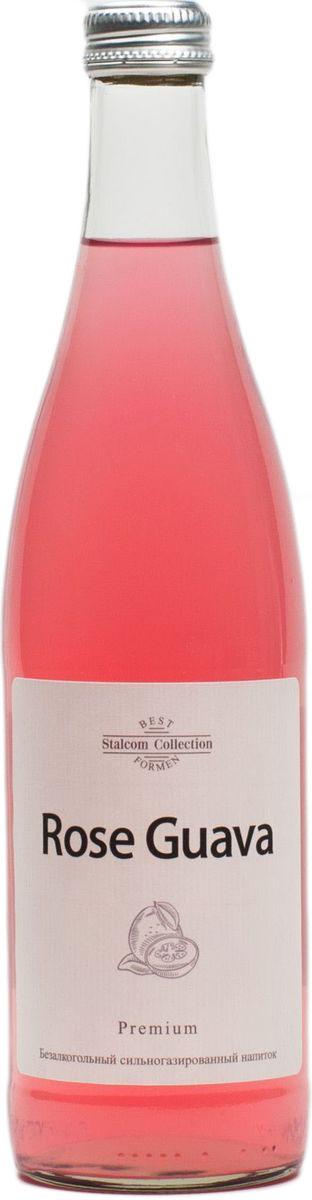 Formen Rose Guava Напиток безалкогольный сильногазированный, 500 мл цена 2017