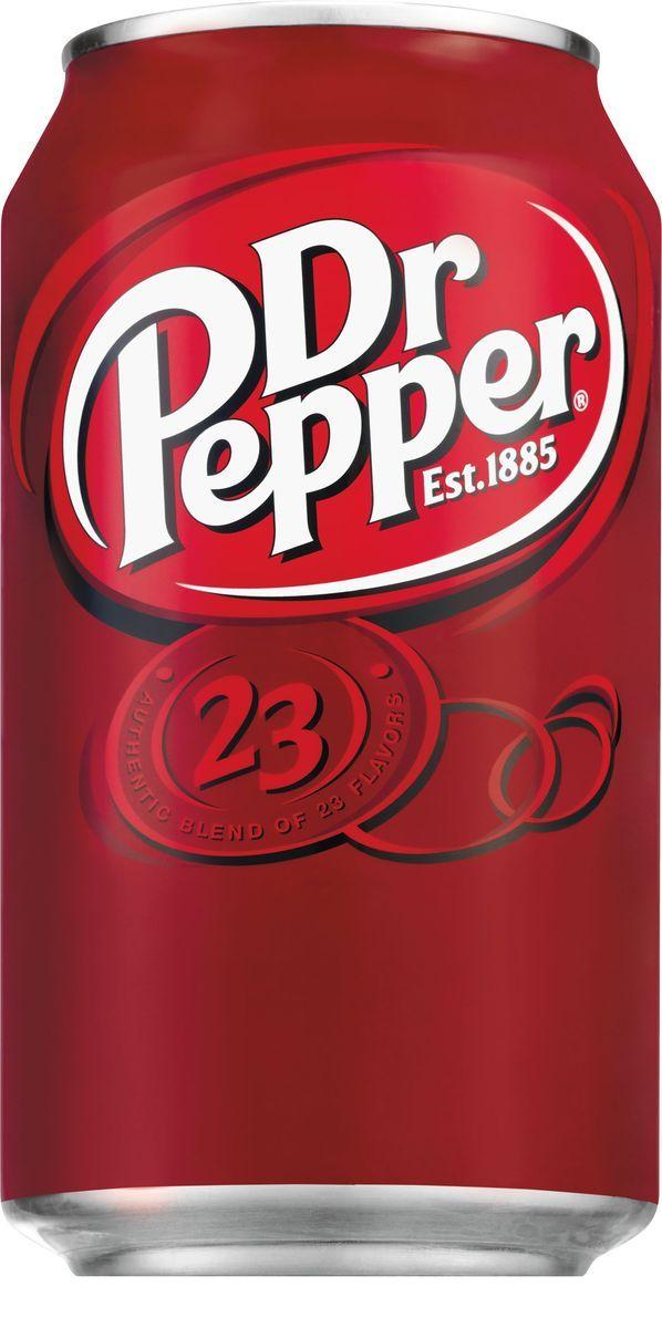 Dr Pepper Original напиток сильногазированный, 330 мл8435185944009Dr Pepper (Доктор Пеппер) - напиток, знакомый нам с детства! Dr Pepper опять на рынке России! Легкий и терпкий вишневый вкус Доктора Пеппера знаменит во всем мире. Dr Pepper продается везде. Существует несколько историй названия напитка. Некоторые считают, что напиток получил название в честь реального доктора Чарльза Пеппера (Dr. Charles T. Pepper), который жил в одном из селений штата Вирджиния, другие же считают, что напиток назван в честь бодрости духа и энергии, которую дает напиток (так как напиток продавался в качестве тонизирующего средства).