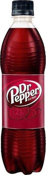 Dr Pepper Original напиток сильногазированный, 500 мл ritter sport какао мусс шоколад молочный с альпийским молоком и начинкой из какао 100 г