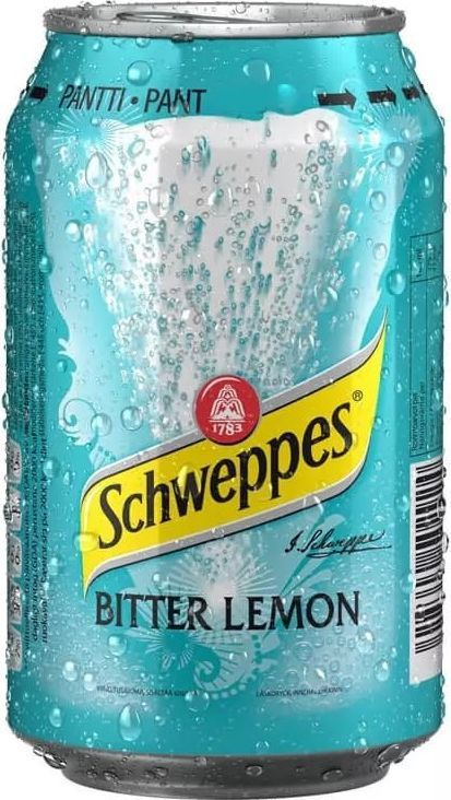 Schweppes Bitter Lemon напиток сильногазированный, 330 мл schweppes bitter lemon напиток сильногазированный 330 мл