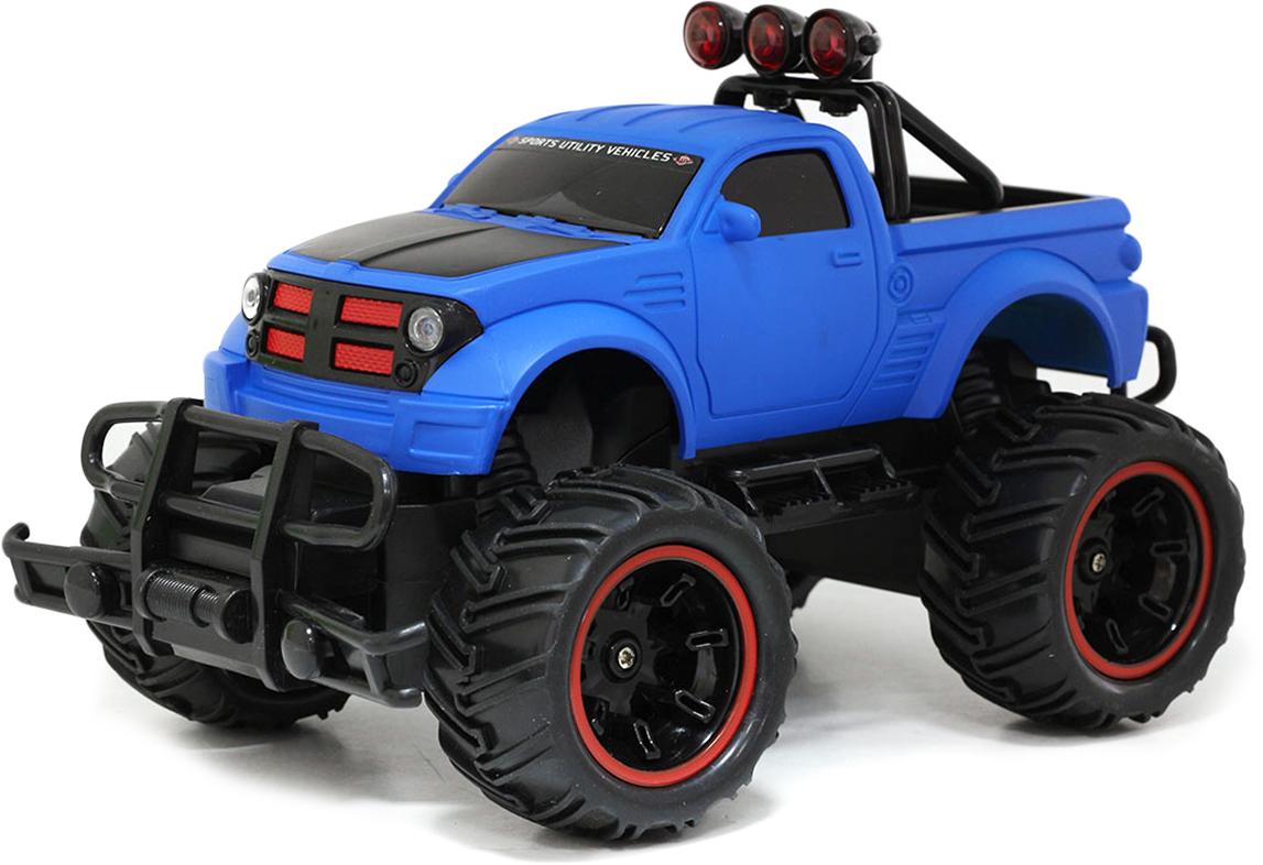 Taiko StreetZone Джип на радиоуправлении цвет синий 0655 - Радиоуправляемые игрушки