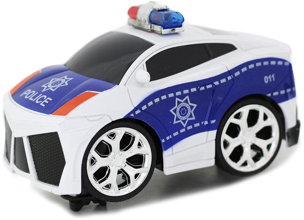 Taiko Zoom Машина на радиоуправлении Полиция цвет белый синий