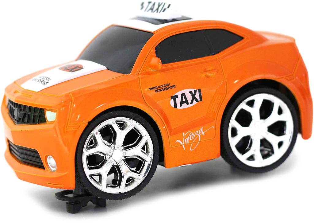 Taiko Zoom Машина на радиоуправлении Такси цвет оранжевый
