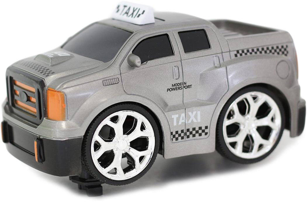 Taiko Zoom Машина на радиоуправлении Такси цвет серый