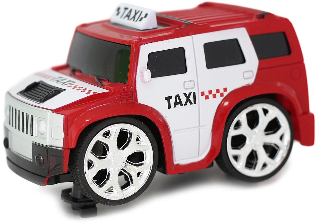 Taiko Zoom Машина на радиоуправлении Такси цвет красный